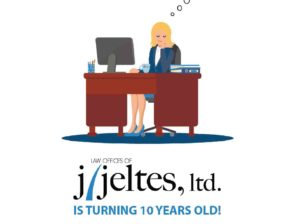 J Jeltes 10 Year Anniversary Design by Eclectik Design