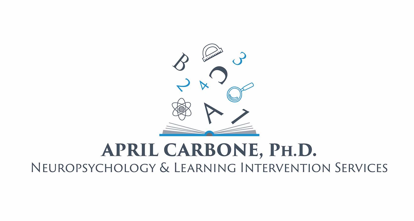 April Carbone, Ph.D. Logo