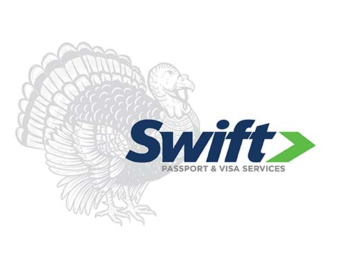 Swift Passport & Visa Services Logo