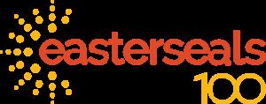 Easterseals 100 Logo