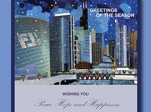 Greetings of the Season E-Card for Flener IP Law