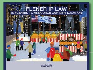 Flener IP Law Moving E-Card