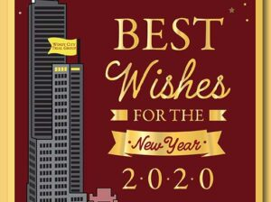 Windy City Trail Group 2020 New Year E-Card